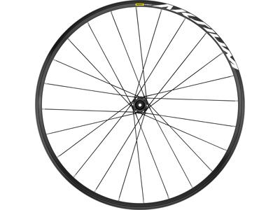 Mavic Aksium Disc - Forhjul - 12x100 / 9x100mm - 6 hul