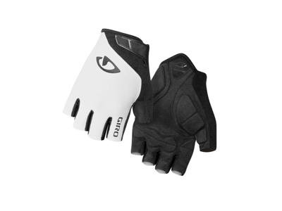 Giro Jag - Summer Bike Glove - White / Black