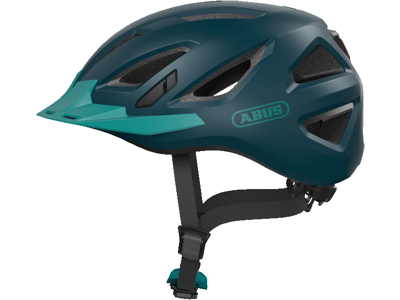Abus Urban-I 3.0 - Cykelhjelm - Mørkegrøn