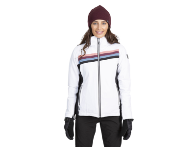 Trespass Broadcast - Ski jakke dame - Str. XL - Hvid