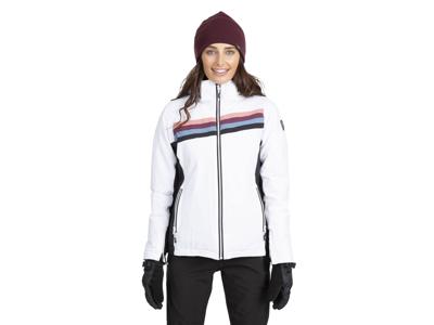 Trespass Broadcast - Skijakke dame - Hvid