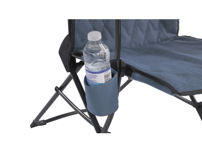 Outwell Draycote - Campingstol foldbar - Blå
