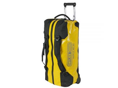 Ortlieb Duffle RG - Rejsetaske / Trolley - Gul/sort - 60 liter