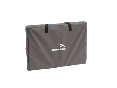 Easy Camp Blencow - Campinghylle - Sammenleggbar - Svart