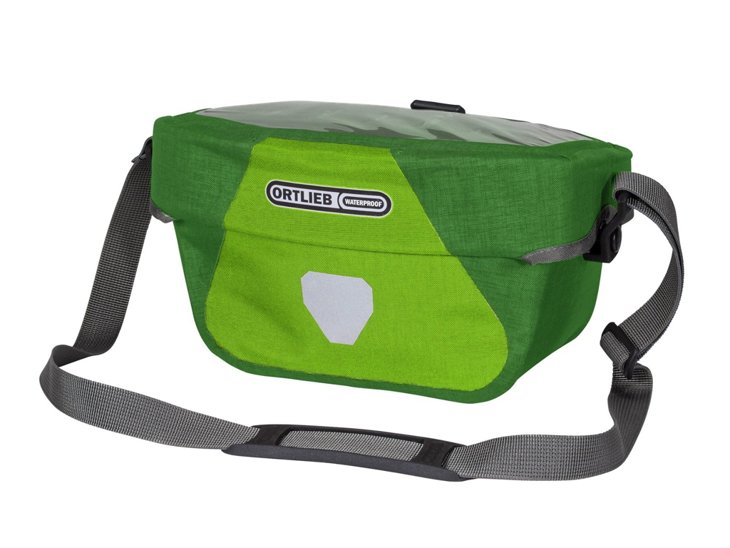 Ortlieb Ultimate Six Plus - Styrtaske - 5 liter - Grøn