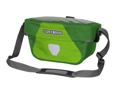 Ortlieb Ultimate Six Plus - Styrtaske - 5 liter - Grøn