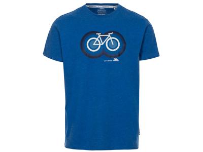Trespass Bonnhilly - T-Shirt - Duoskin - Blå
