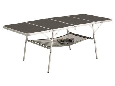 Outwell Toronto L - matbord fällbart och justerbart - svart
