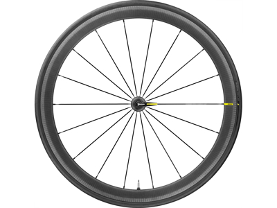 Mavic Cosmic Pro Carbon UST - Tubeless Front Wheel