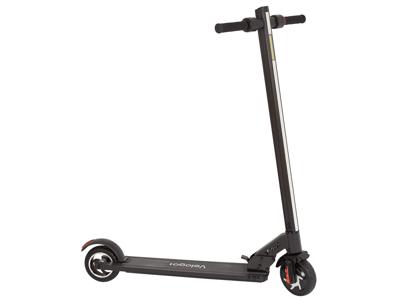 """Velogo - El-Løbehjul med 6"""" hjul - 20 km/t - Sort"""