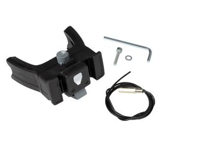 Ortlieb El-cykelbeslag til styrtasker og kurve - Med lås