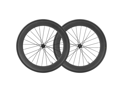 Mavic Comete Pro Carbon UST Disc - Tubeless Wheel Kit - Sram / Shimano