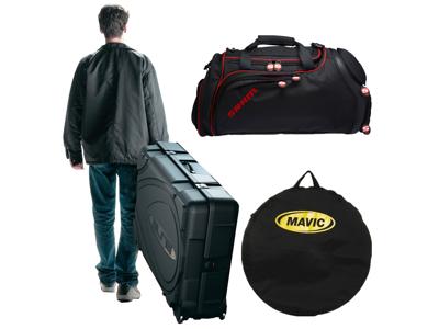 Resväskor, transport- och hjulväskor