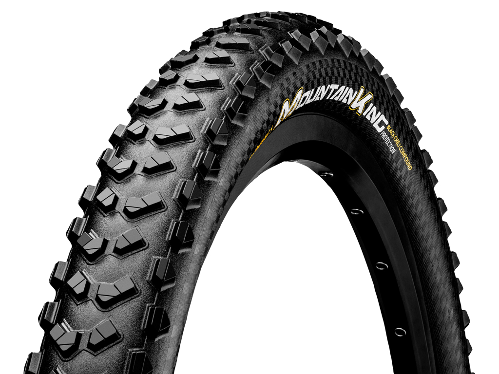 Continental Mountain King Protection - Tubeless Ready mtb foldedæk - 27,5x2,3