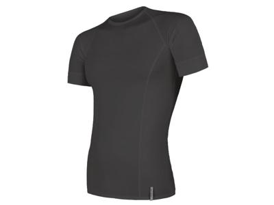 Sensor Coolmax Tech - Sweatshirt med korta ärmar - Svart