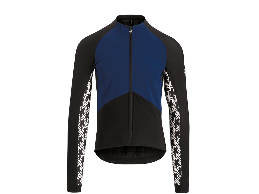 Image of   Assos Mille GT Jacket Spring/Fall - Cykeljakke - Blå/sort - XL