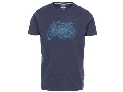 Trespass Wicky II - T-Shirt - Duoskin - Blå