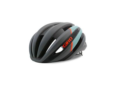 Giro Synthe Mips - Cykelhjelm - Str. 51-55 cm - Grå/Isblå