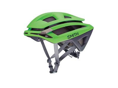 Smith Overtake - Cykelhjelm - Grøn og grå
