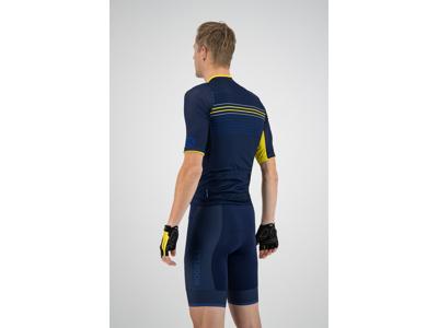 Rogelli Kalon - Cykeltröja - Blå/Gul