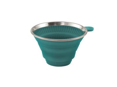 Outwell Collaps Coffe Filter - Foldbar holder til kaffe filter - Blå