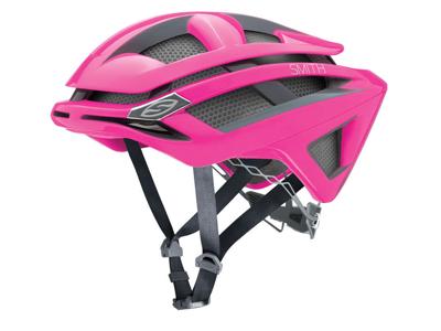 Smith Overtake - Cykelhjelm - Neon Pink