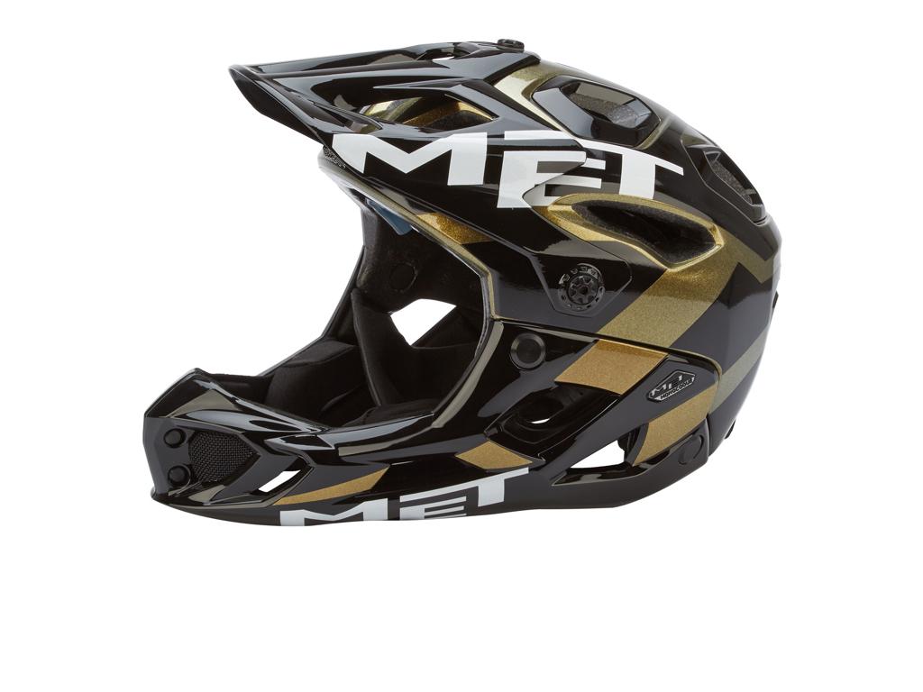 BMX og Fullface hjelme