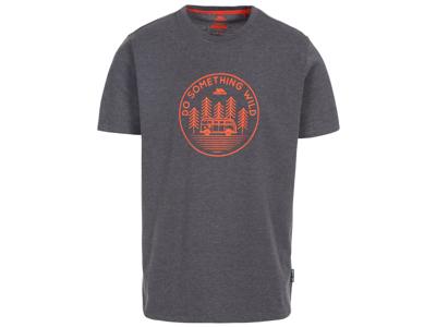 Trespass Bothesford - T-Shirt - Duoskin - Mørk grå