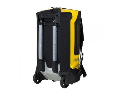 Ortlieb Duffle RG - Rejsetaske / Trolley - Gul/sort - 85 liter
