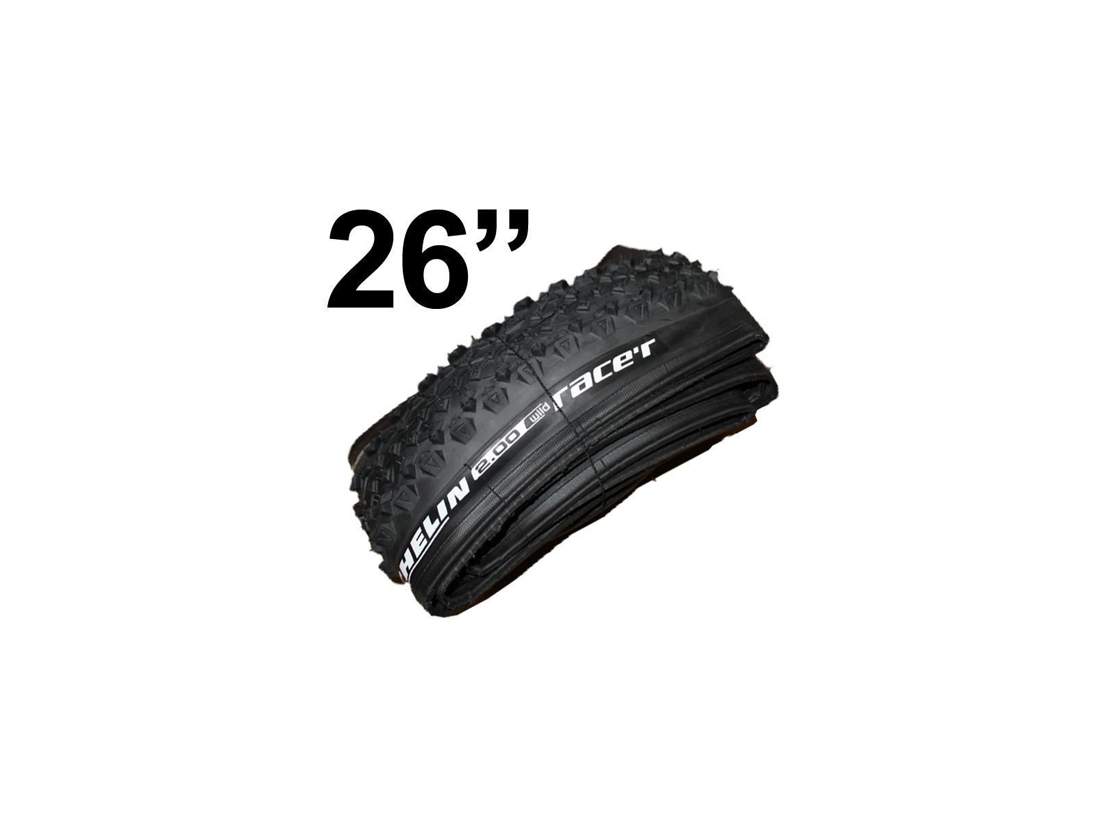 """Vikbara däck till MTB-cyklar 26"""""""