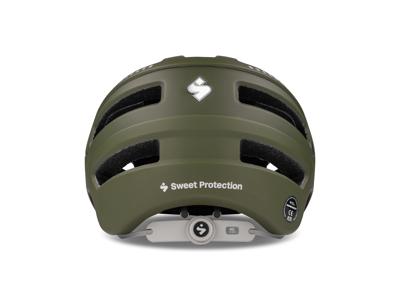 Sweet Protection Bushwhacker II - MTB hjelm - Matgrøn