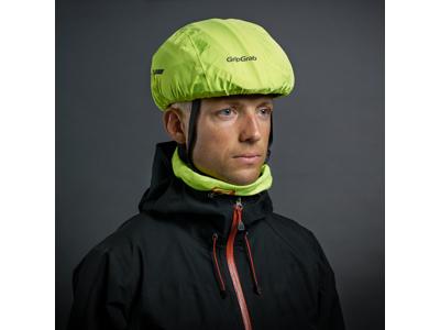 Hjelmcover GripGrab Helmetcover Hi-Vis