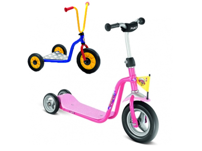 Sparkcyklar för barn
