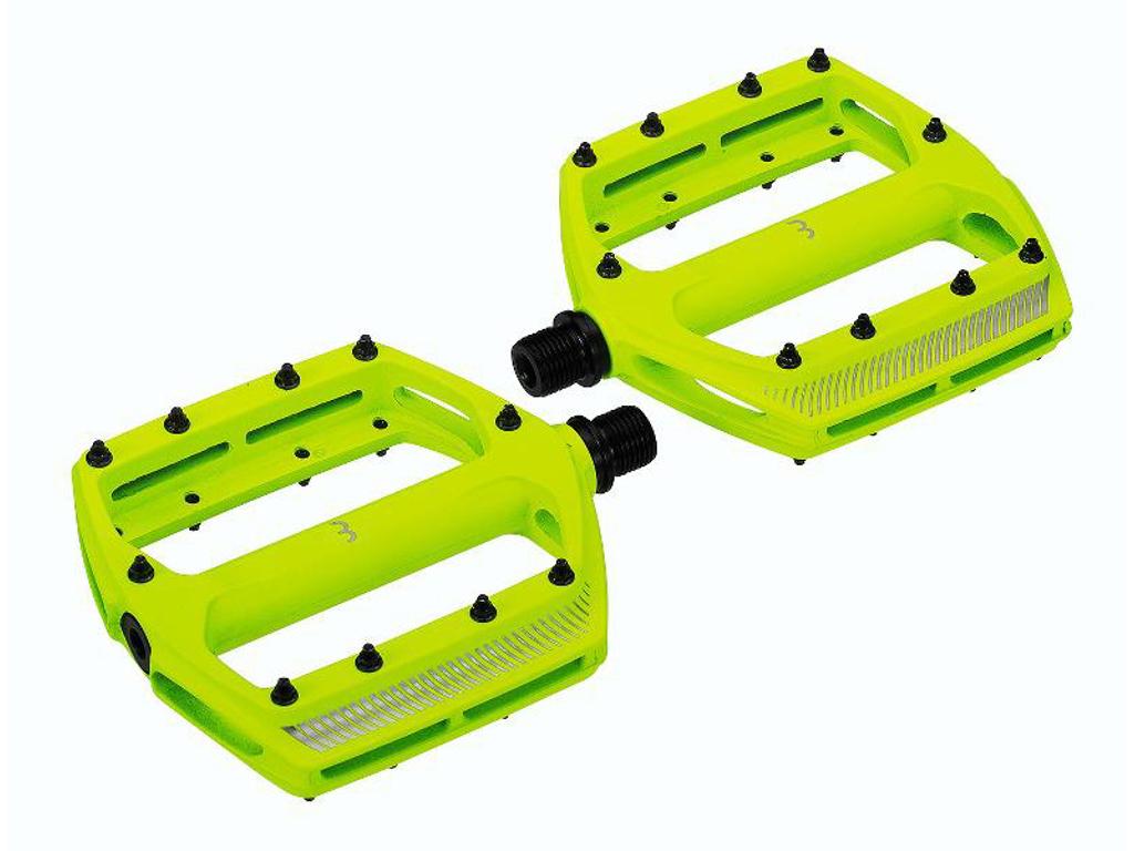 BBB - Coolride - Platform pedaler - Neon gul thumbnail