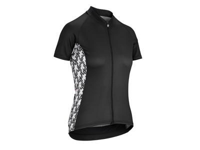 Assos Uma GT Jersey EVO - Cykeltrøje Dame - Sort