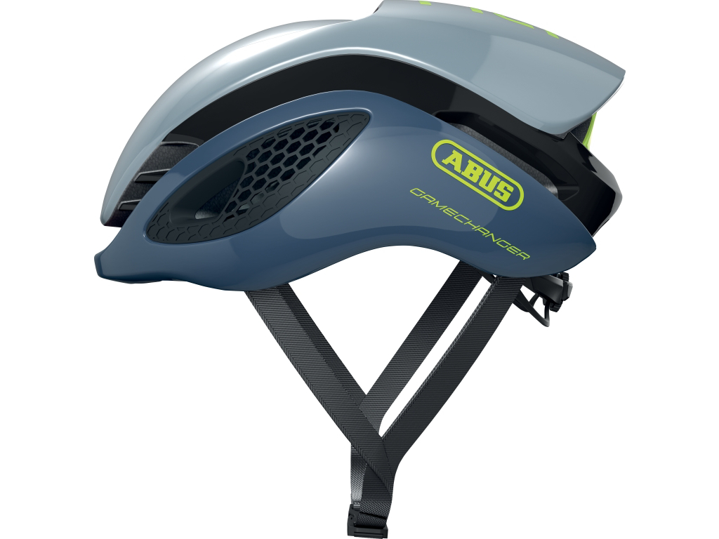 Image of   Abus GameChanger - Aero cykelhjelm - Grå - Str. 51-55cm
