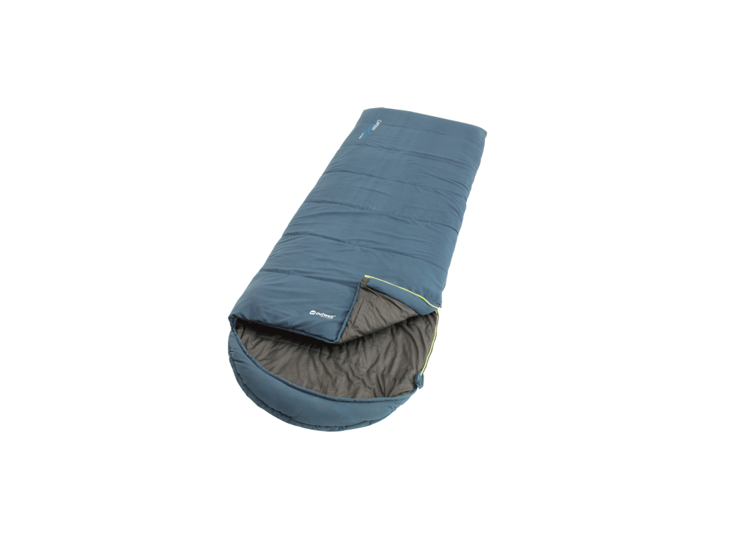 Outwell Campion Lux - Sovepose - Åndbar isolering - Blå thumbnail
