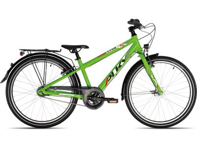"Puky - Cyke 24"" Alu light - Børnecykel - Grøn"