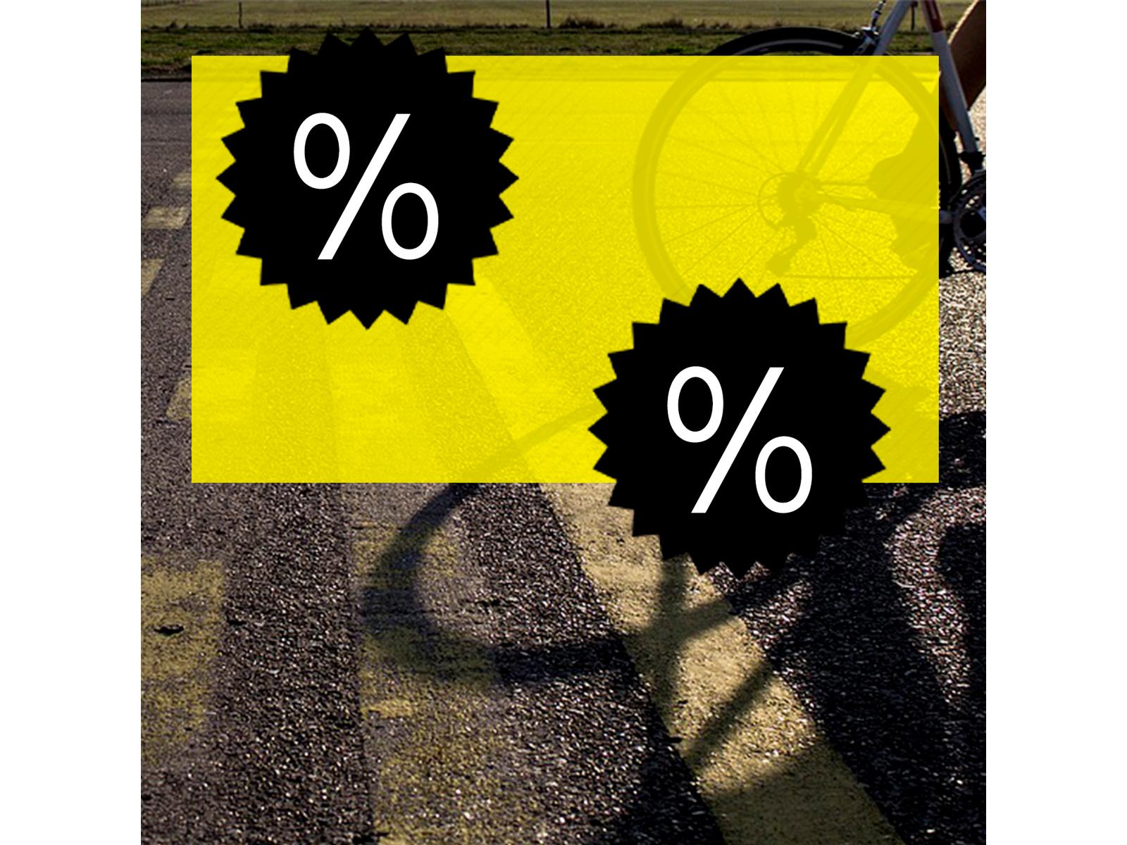 Cykelsko & Tilbehør - Lagersalg