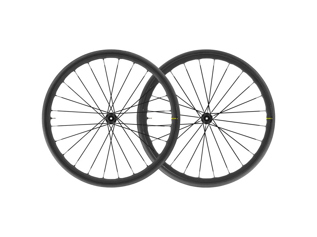 Køb Mavic Ksyrium Elite UST Disc – Tubeless hjulsæt – CenterLock – Shimano/Sram – 700x25c
