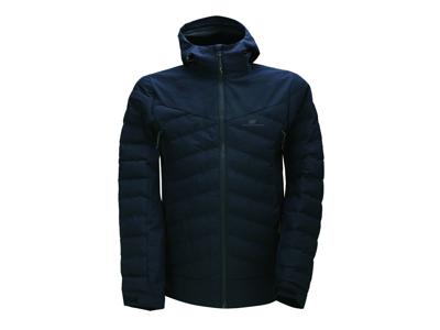 2117 OF SWEDEN ECO Sågan - 3-Lags hybrid jakke - Mørk grå