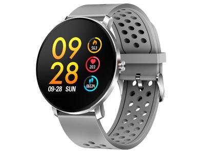 Denver - Smartwatch med pulsmåler - Grå