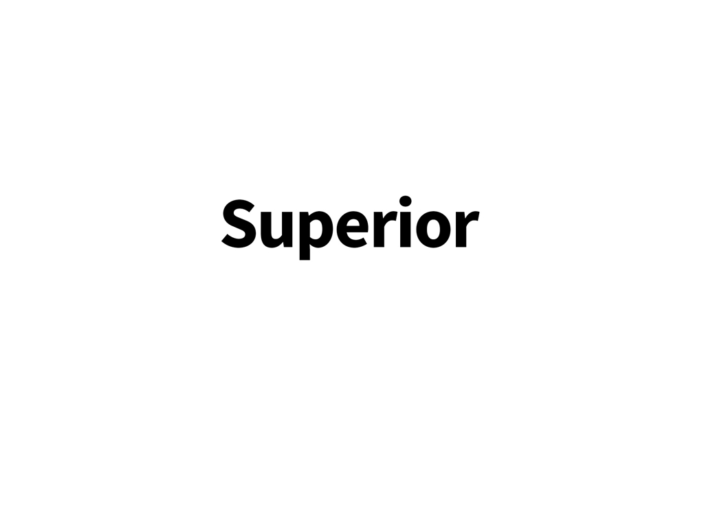 Geardrop til Superior cykler