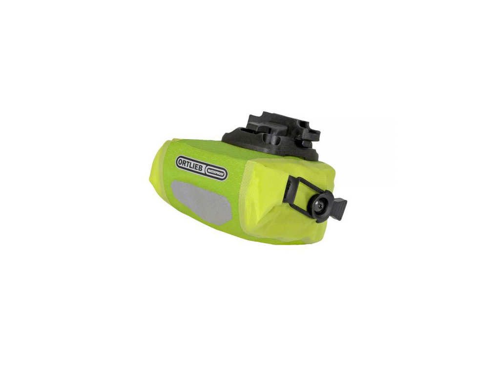 Image of   Ortlieb Micro Two - Sadeltaske - Lime - 0,5 liter