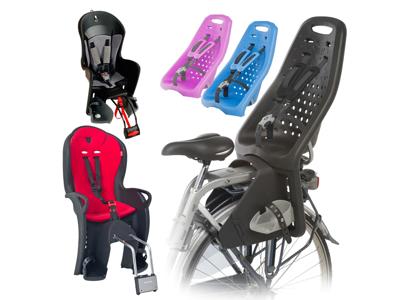 Sykkelstol til baksiden