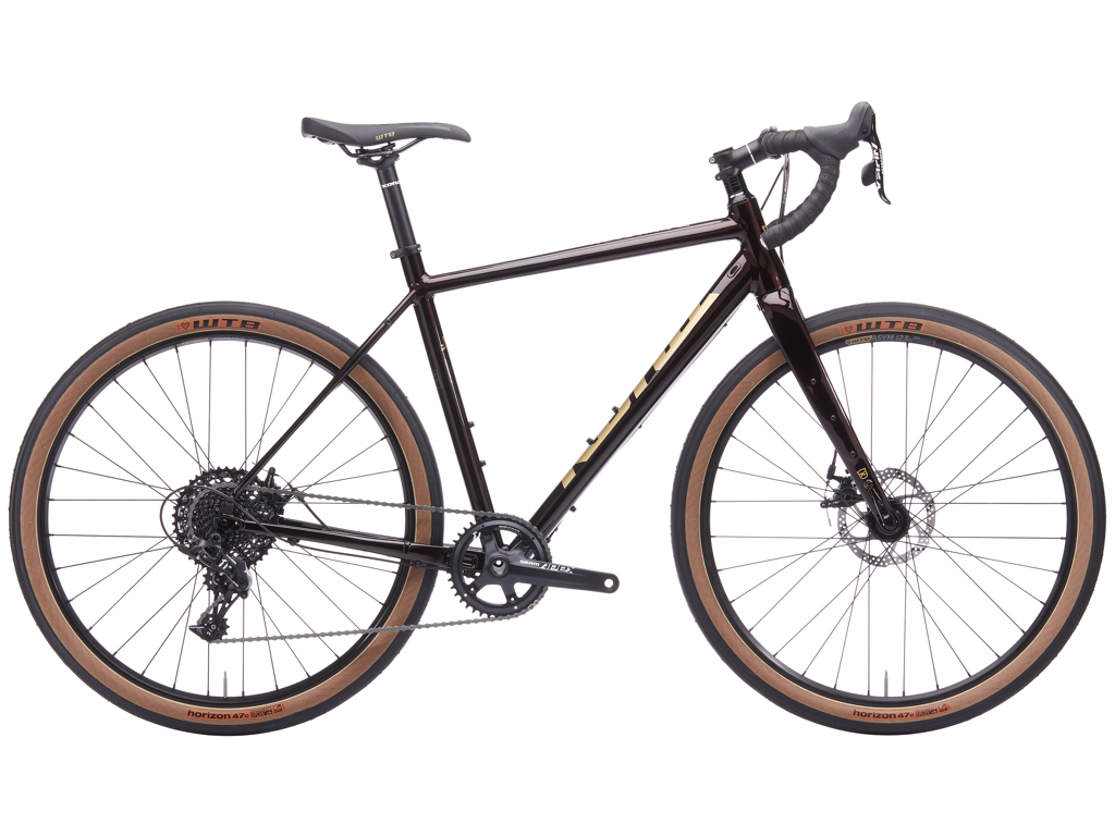 Kona Rove NRB - Gravel Bike - 11 Gear - Rød - Str. 54 cm | cross-cykel