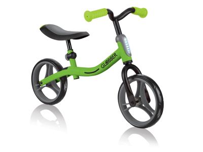 Globber Go Bike - Løbecykel - Grøn