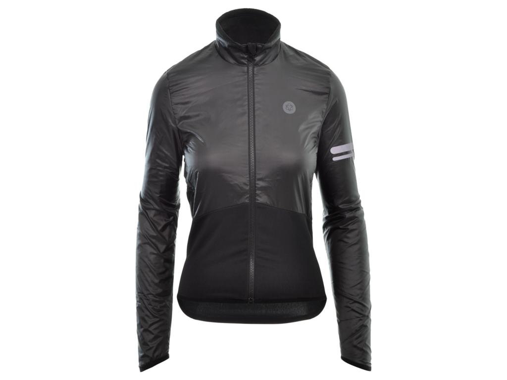 Image of   AGU Essential Thermal Jacket - Dame cykeljakke - Sort - Str. L
