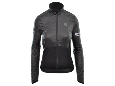 AGU Essential Thermal Jacket - Cykeljacka Dam - Svart - Str. S