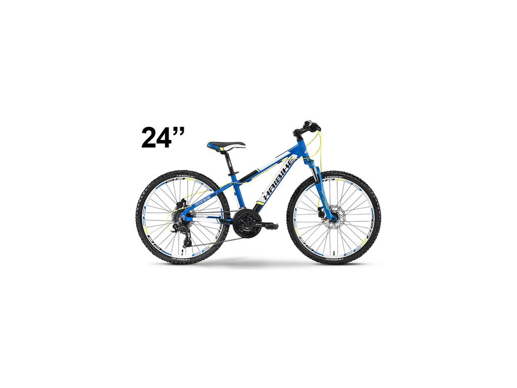 """MTB-cyklar 24"""""""